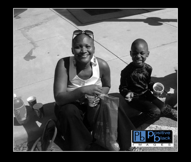 Black Family Pictorial - April 2014