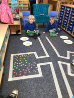 Nursery in action!