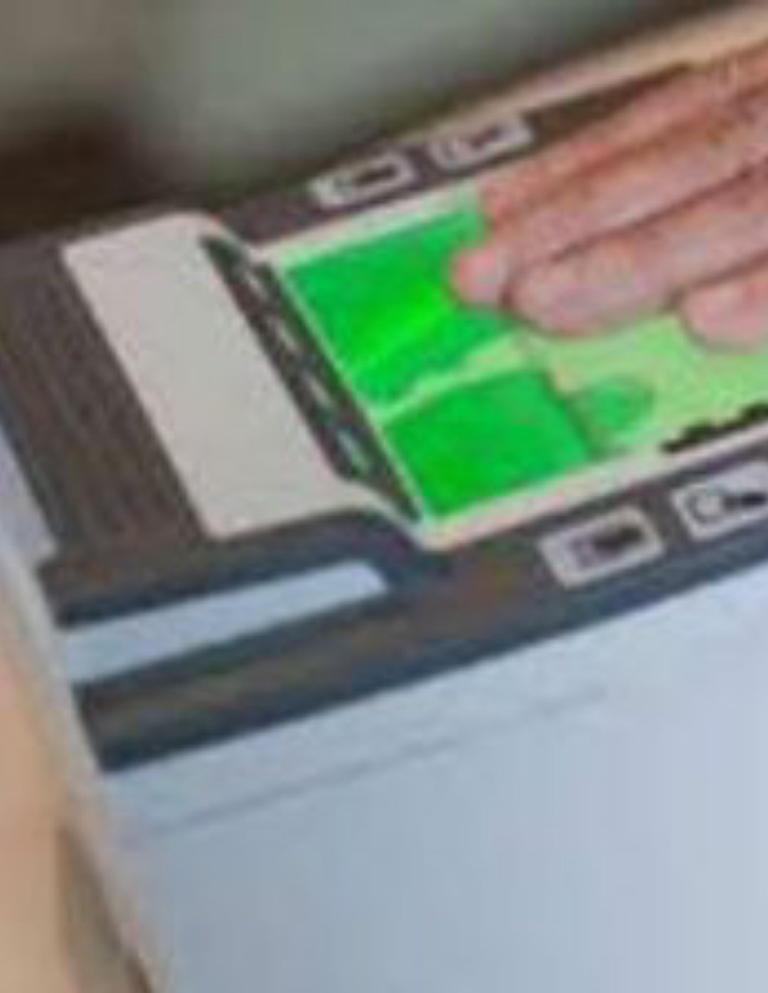 VIP Express IDPH Fingerprint