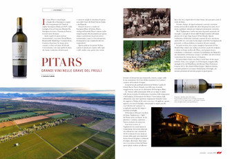 il Sauvignon blanc secondo Pitars, l'interpretazione di un vitigno e di un territorio