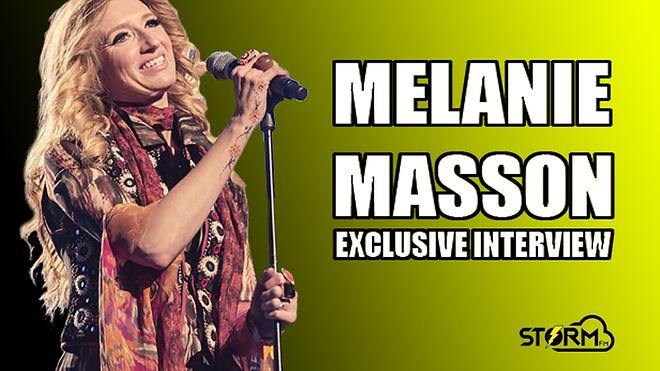 Melanie Masson Exclusive Interview