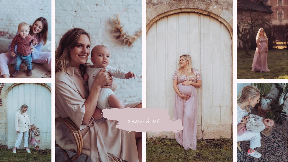 Pink Modern Wedding Photography Facebook