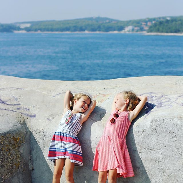 Happy girls ☀️ #croatia