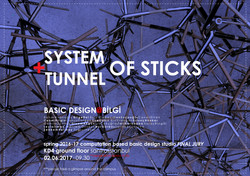 the System of Sticks, 2016'17.Fall