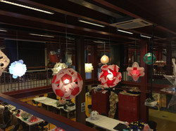 Lanterns Inside
