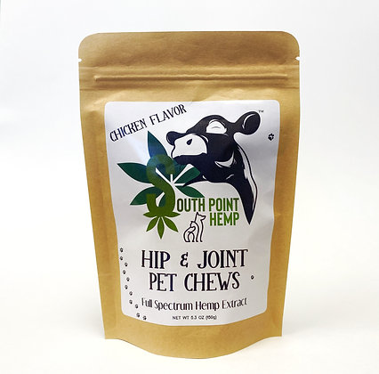 Pet Chews - Hip & Joint Formula