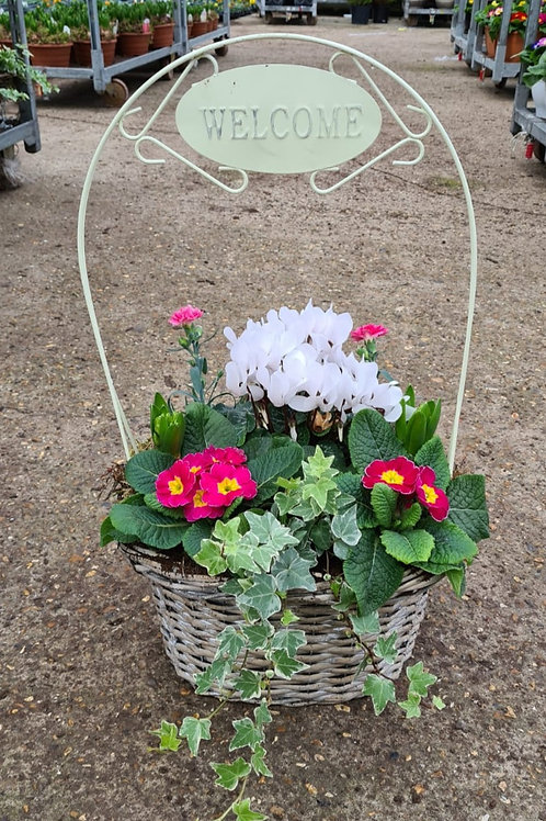 Welcome Basket - Large
