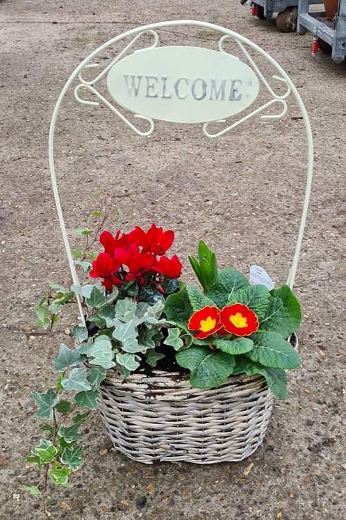Welcome Basket - Small