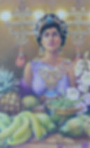 Kitchen Goddess, Atlantis Series, copyright 2002 Areena Arjuna Estul.jpeg