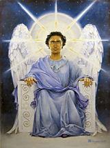 Archangel Metatron, Areena Arjuna Estul.jpg
