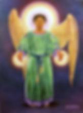 Archangel Raphael, Areena Arjuna Estul.jpg