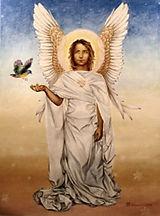 Archangel Gabriel, Areena Arjuna Estul.jpg