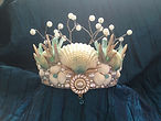 Dreaming Olypsis Seafoam Seashell & Crystal Mermaid Crown.jpeg