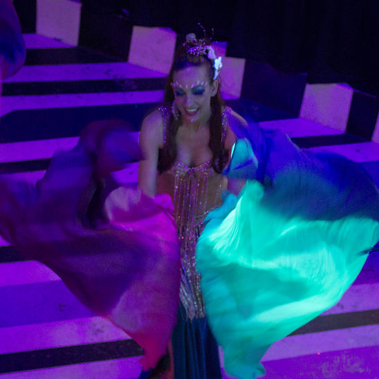 Areena Belly Dancer, Meow Wolf Santa Fe.jpg