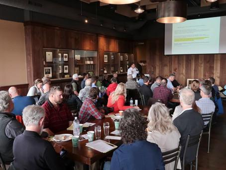 GLREA Hosts 'Zero Net Energy Residential Seminar'