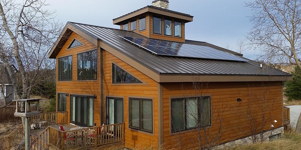 Michigan Solar Home Tour