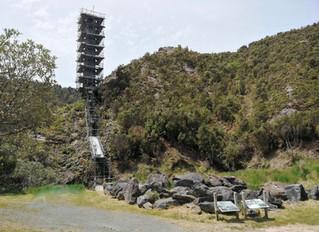 Blackball Coal-mining Chimney Restoration