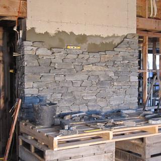 Schist Wall, Otago, Wainwright Stonemaso
