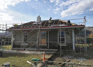 Strengthening McNulty House, Cromwell, 130 linear Meters of Core-Drilling and Tie-Down Rods
