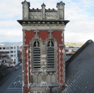 Baptist Church Dunedin, Structural Asses
