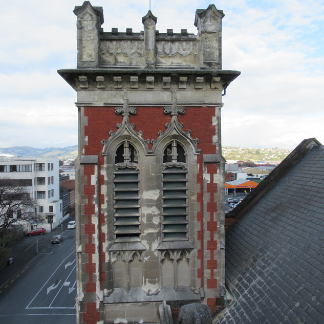 Baptist Church Dunedin, Structural Asses