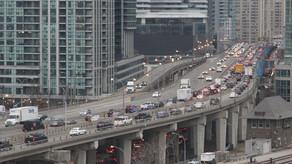 Gardiner Expressway Closed for Maintenance