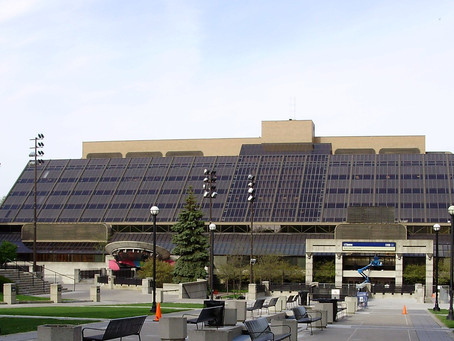 North York Civic Centre Reopens