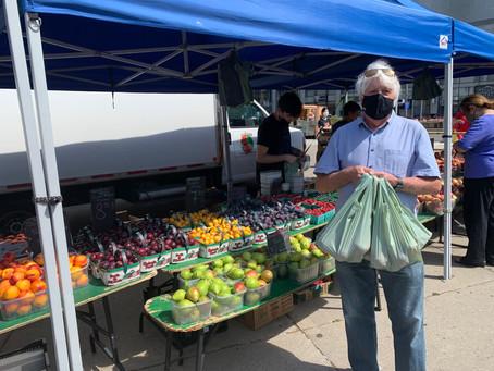 North York Farmers Market is Open
