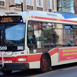 Bus Priority Routes