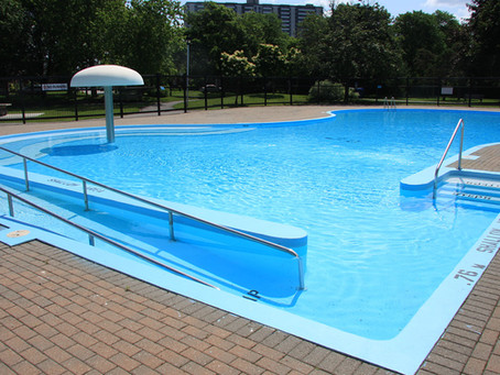 Local Public Pools Open on June 19