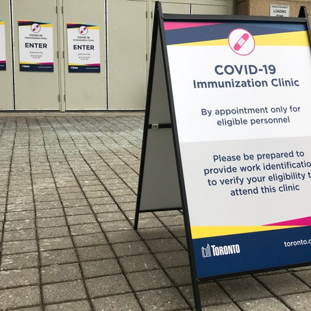 All City-Run Vaccination Clinics Now Open for Walk-Ins