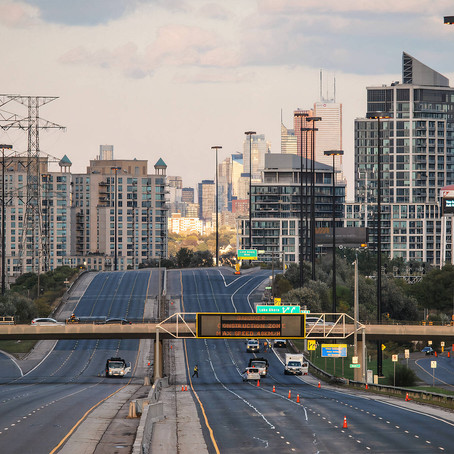DVP Closed This Weekend