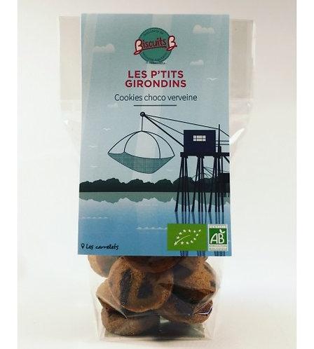 Biscuits B - Cookies coco verveine