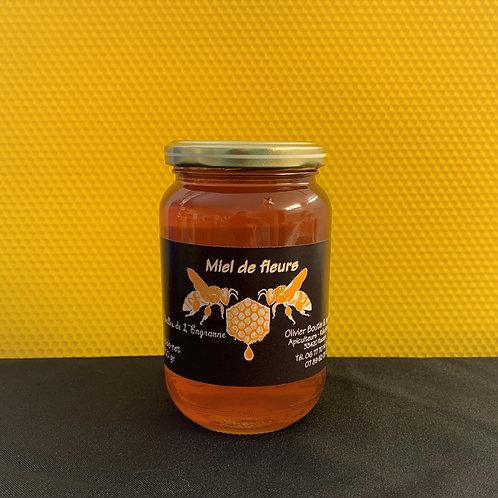 Miel de fleurs 500g