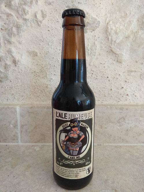 Bière Aniline (bière noire)