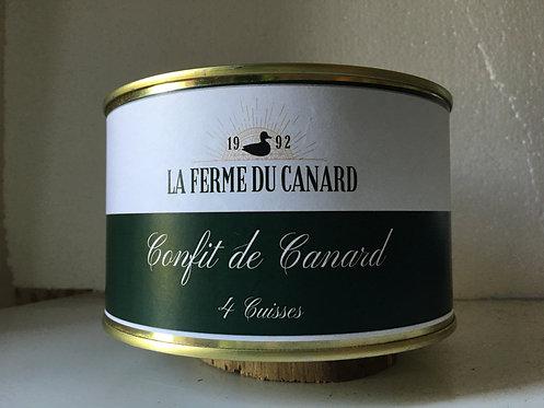 Confit de Canard - 4 Cuisses