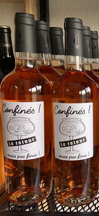 Rosé - Confinés!