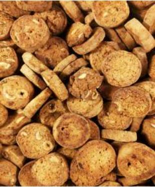 Biscuits B - Palets Pruneaux Noisette