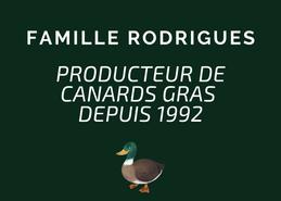 Famille Rodrigues Producteur de canards