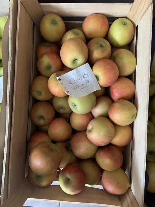 Pommes Rubinette 1kg