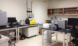 View of the Sediment Mechanics Laboratory