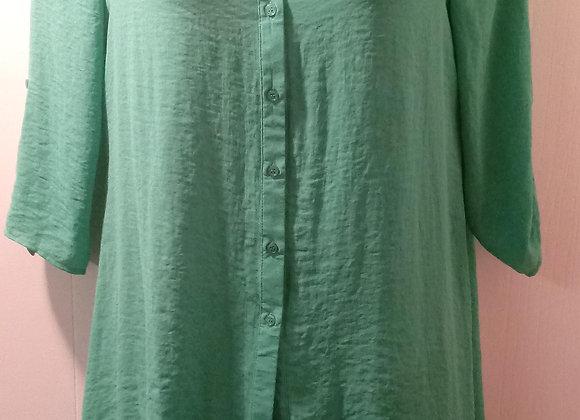 Button-up Hi Lo (XL)