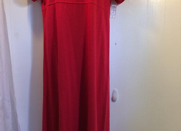 Maxi Jersey Dress (M)