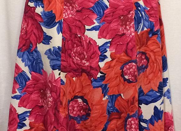 Floral Skirt (10w)