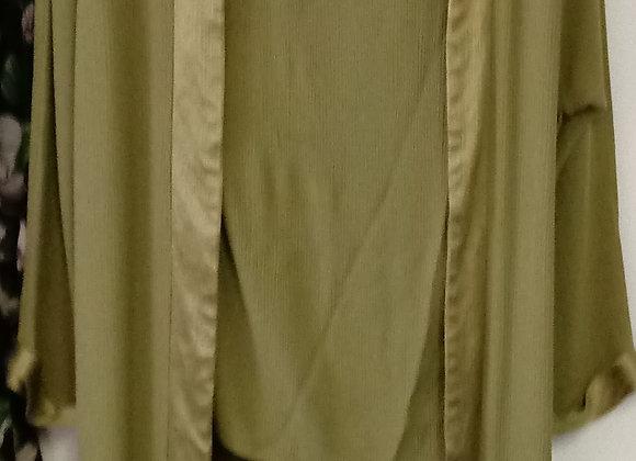 Olive Pant Set
