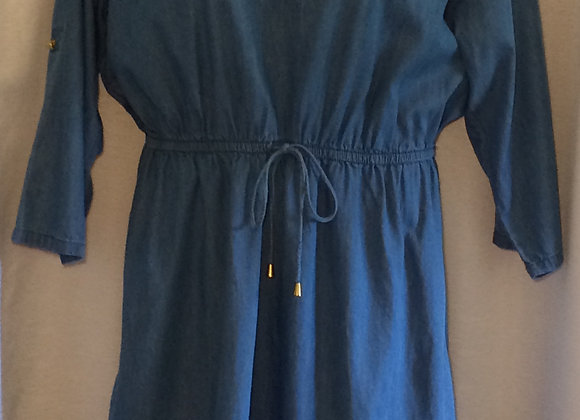 Denim Dress (3x)