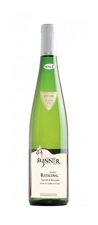Domaine Christian Binner - Alsace Riesling Salon des Bains