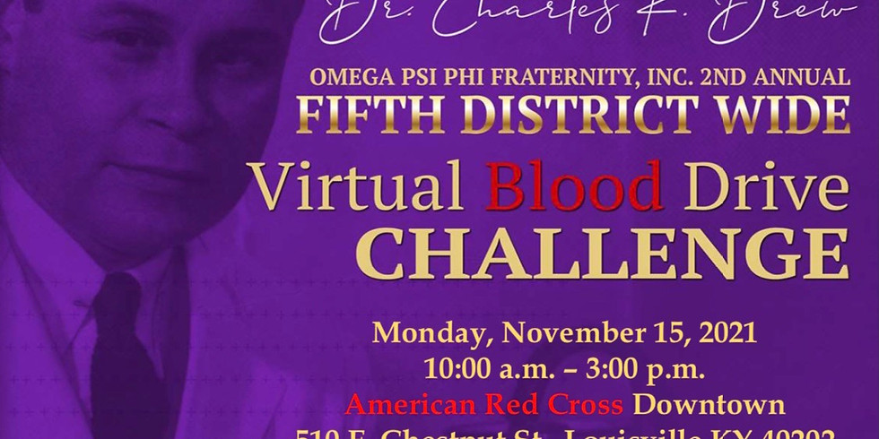 VIRTUAL BLOOD DRIVE CHALLENGE