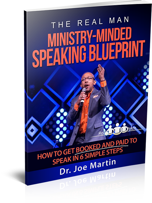 The Ministry-Minded Speaking Blueprint