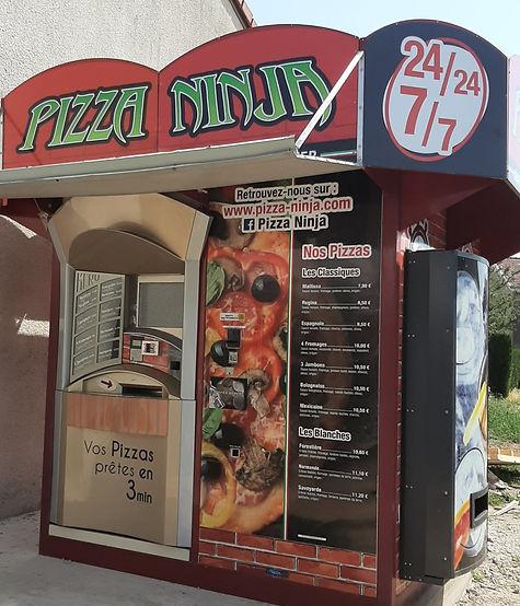distributeur de pizzas toul